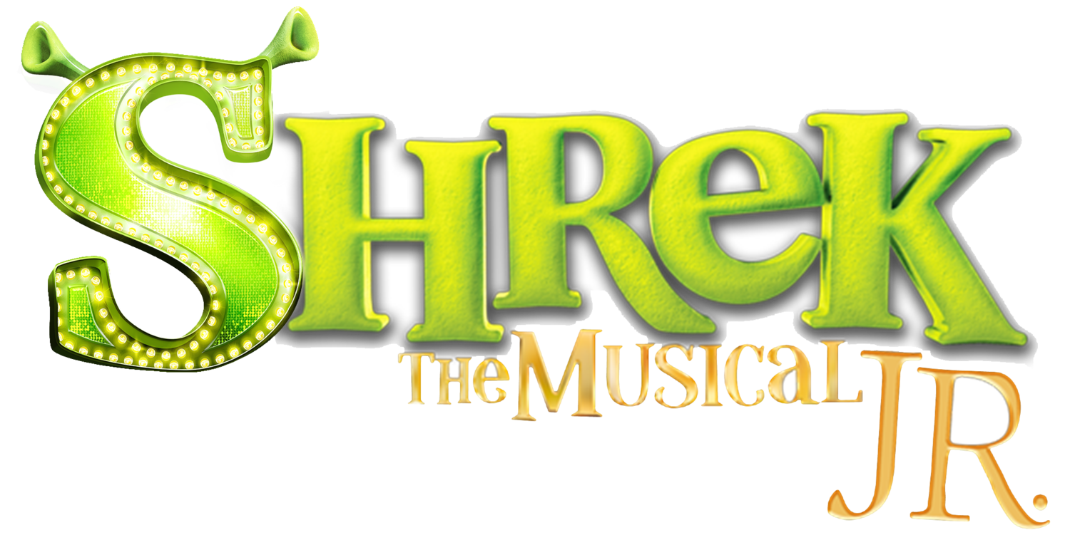 Shrek The Musical JR Logo